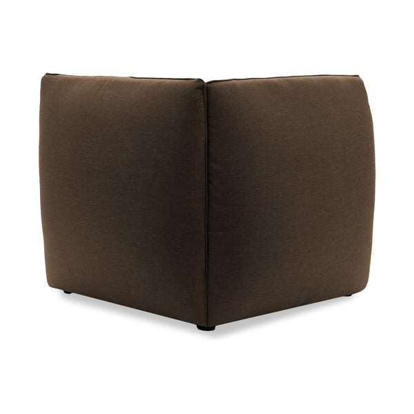 Moduł prawostronny do sofy VIVONITA Cube Dark Beige