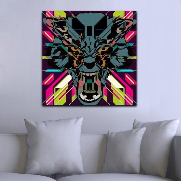 Obraz Barwy, 60x60 cm