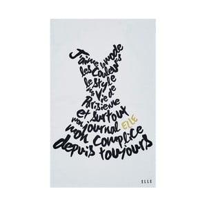 Zestaw dwóch ściereczek Elle J'aime La Mode