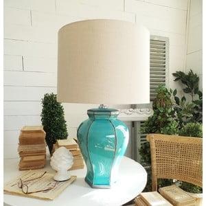 Lampa stołowa Park Turquoise