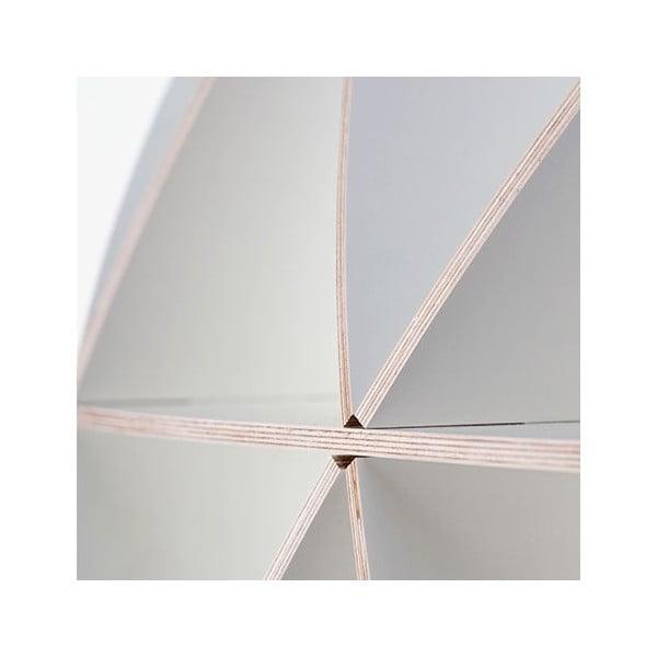 Półka ścienna Medium Comb White