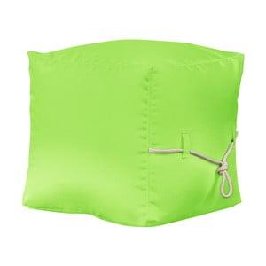 Zielony puf Sit and Chill Tablas