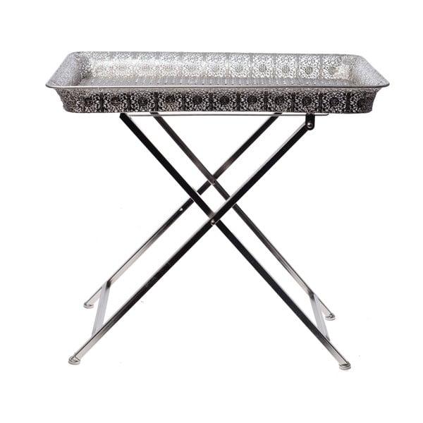 Stolik z tacą Silver Tray