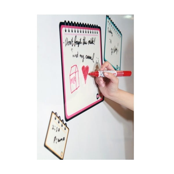 Samoprzylepna tablica Notepad Blue Curacao