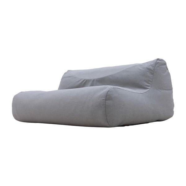 Sofa Fluid, szara
