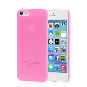ESPERIA Air różowe etui na iPhone 5/5S