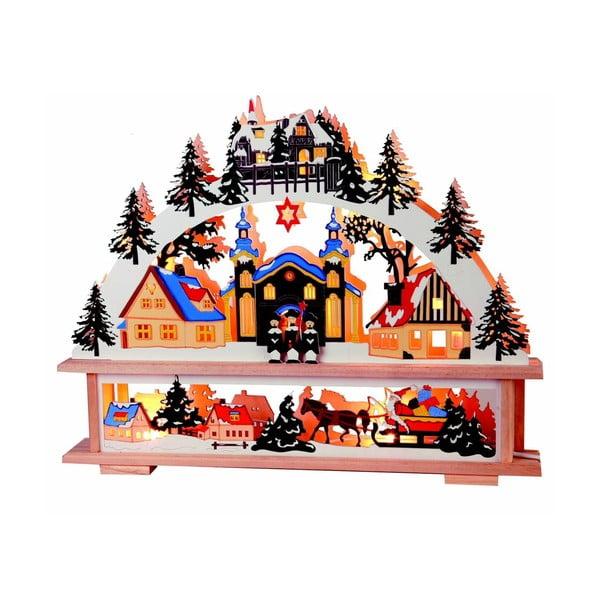 Świecąca dekoracja Winter Colours