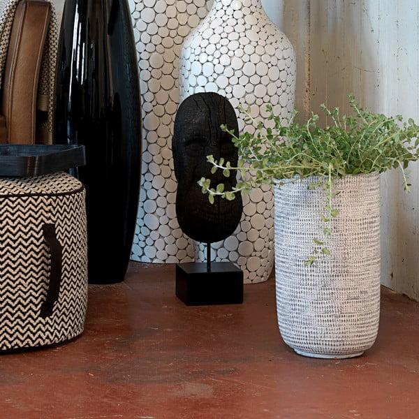Biały wazon Canett Blova