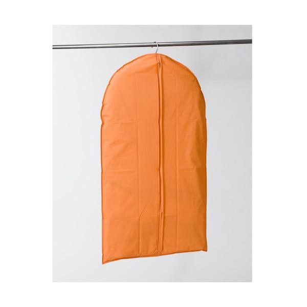 Pokrowiec na ubrania Garment Orange, 100 cm