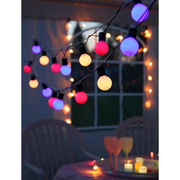 Girlanda świetlna LED Best Season Hooky, 20 lampek