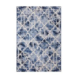 Niebieski dywan Mint Rugs Diamond, 80x150cm