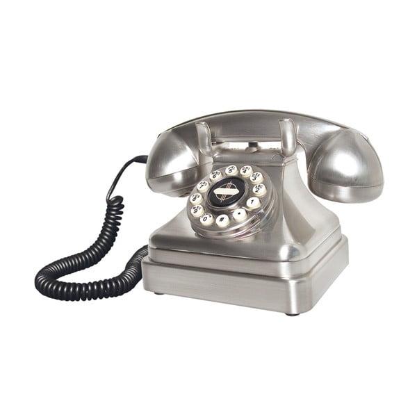 Telefon stacjonarny w stylu retro Chrome Lobby