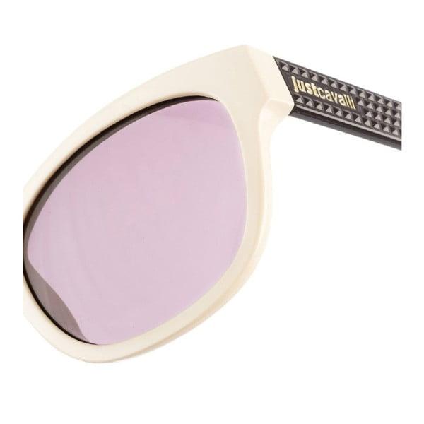 Damskie okulary przeciwsłoneczne Just Cavalli Chocolate
