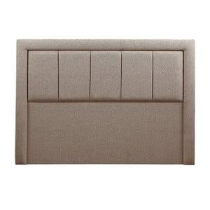 Zagłówek łóżka Perla Lux Light Brown, 120x160 cm