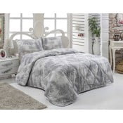 Narzuta pikowana na łóżko dwuosobowe Xen, 195x215 cm