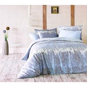 Komplet pościeli Marie Claire Bleu Floral, 160x220 cm