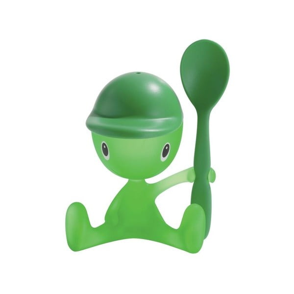 Kieliszek na jajko Cico, zielony