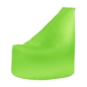 Zielony worek do siedzenia Sit and Chill Lubang