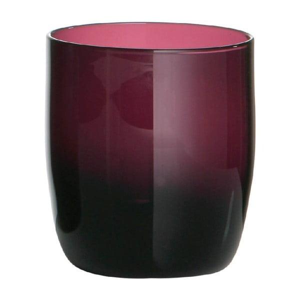 Zestaw 4 małych szklanek Purple