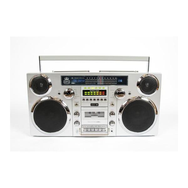 Biały magnetofon GPO Brooklyn