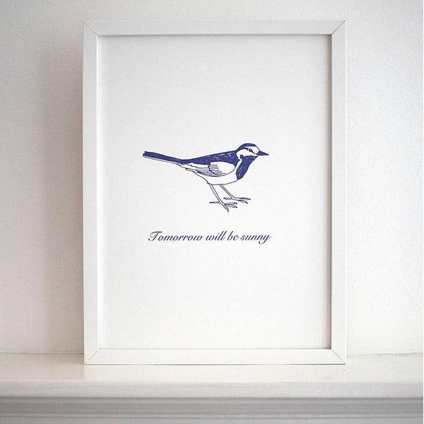 Plakat Karin Åkesson Design Sunny Day, 30x40 cm