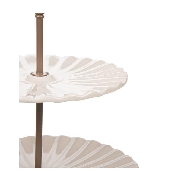 Patera dwupiętrowa Alzata, 23 cm