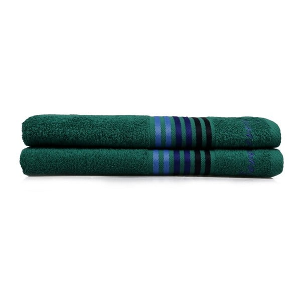 Zestaw 2 ręczników BHPC Joe, 70x140cm