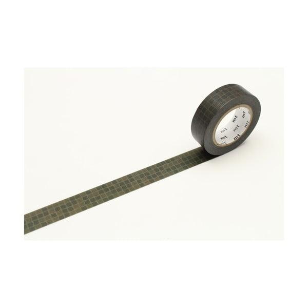 Taśma dekoracyjna washi MT Masking Tape Laurence, dł.10m