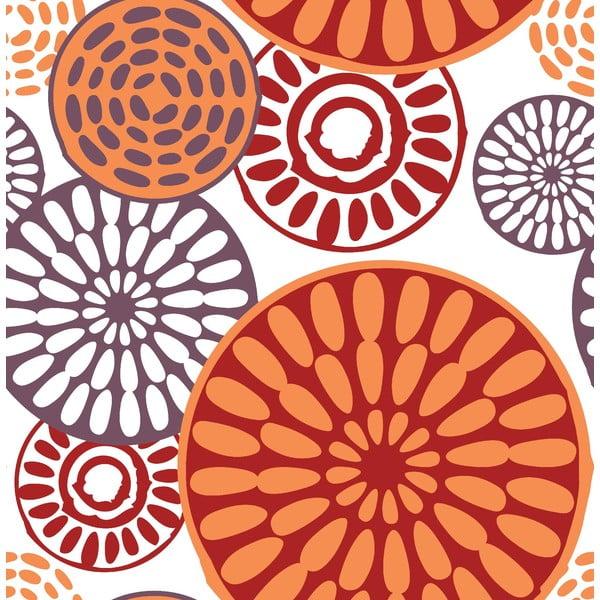 Pościel African Rojo, 200x200 cm