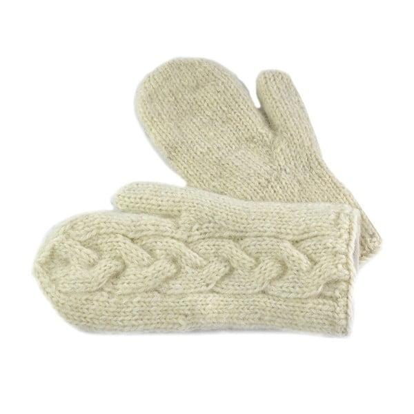Rękawiczki z jednym palcem White Corn