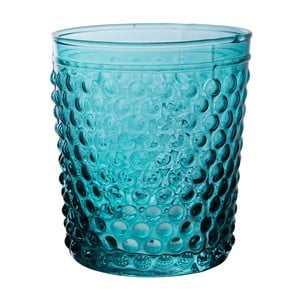 Turkusowa   szklanka Côté Table Petille, 250 ml