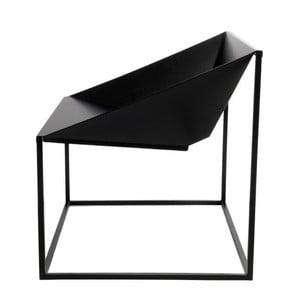 Czarne krzesło TemaHome Tavares
