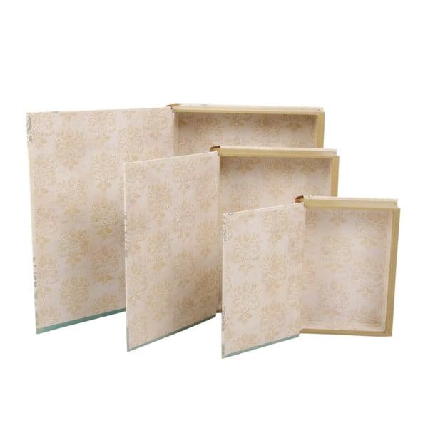 Zestaw 3 pudełek Libro