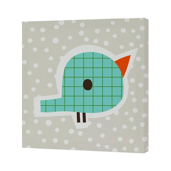 Obrazek Drops Bird, 27x27 cm