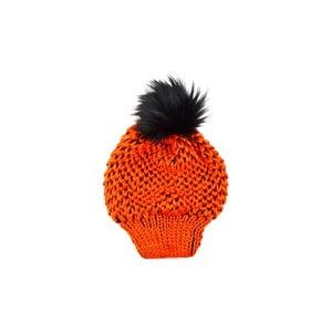 Czapka damska Beret Orange
