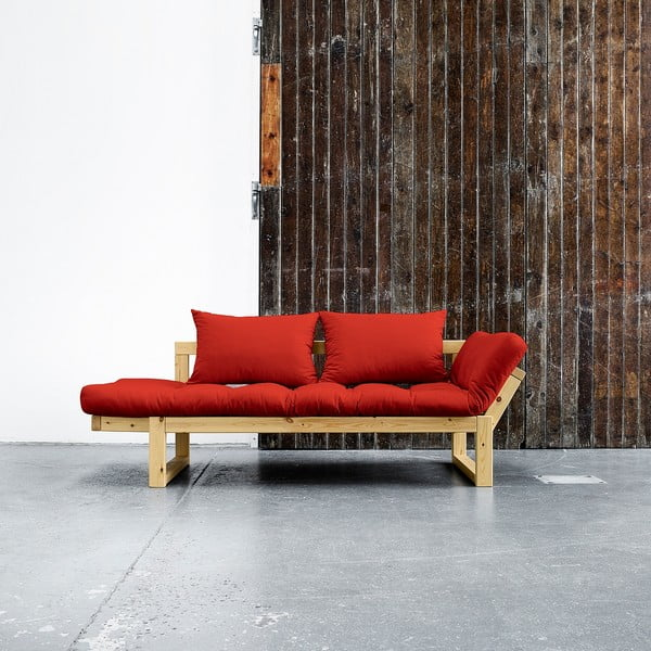 Sofa Karup Edge Honey/Red