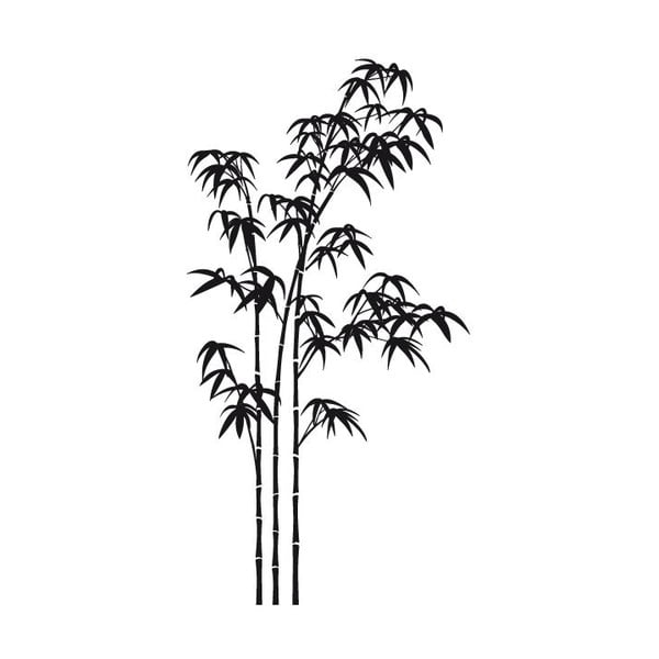 Naklejka Japanese Bamboo