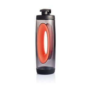 Czerwona butelka sportowa XD Design Bopp Sport