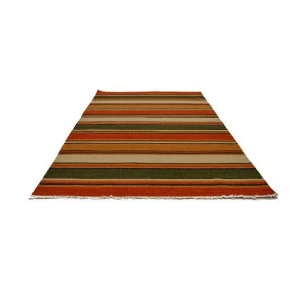 Dywan wełniany Kilim 35, 140x200 cm