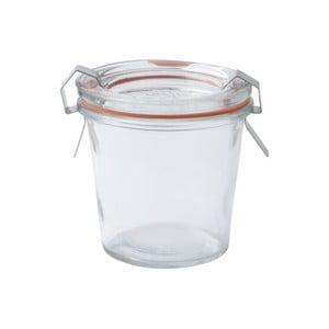 Szklany pojemnik Clear, 7x7 cm