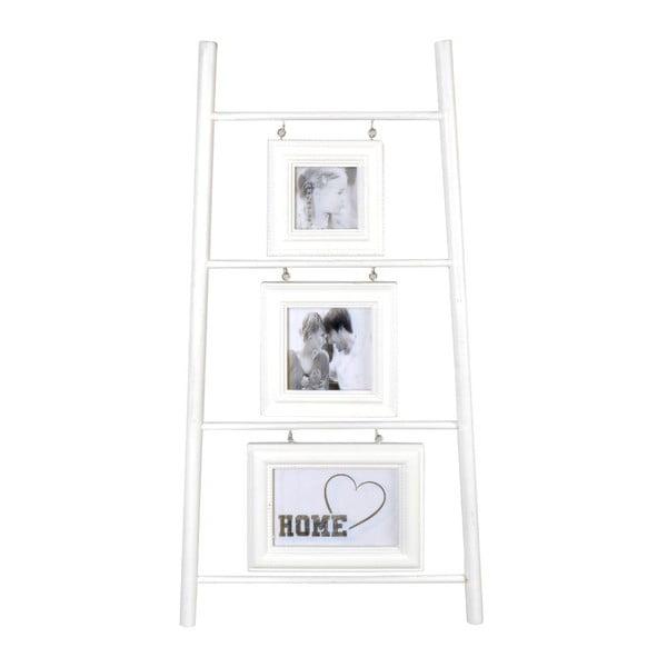 Potrójna ramka na zdjęcia White Ladder