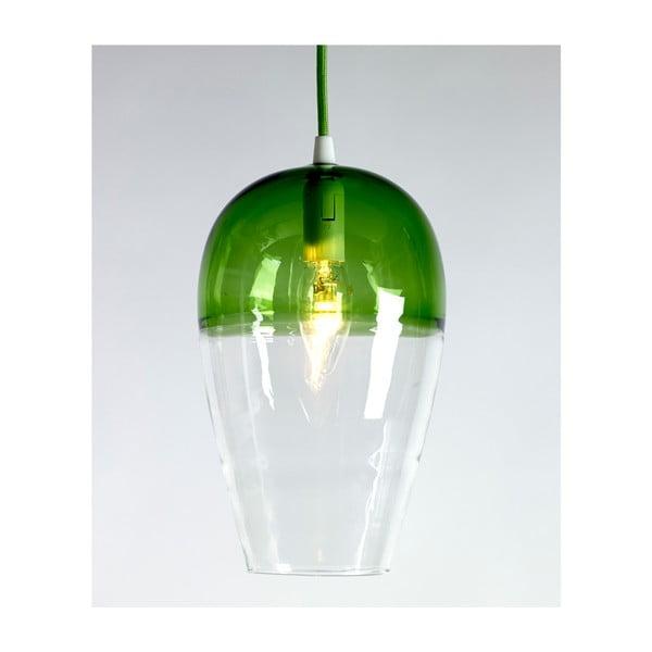 Lampa sufitowa Ovaal Green