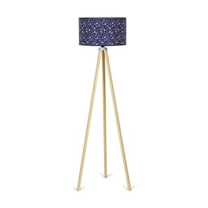 Lampa stojąca Kate Louise Naturel Navy