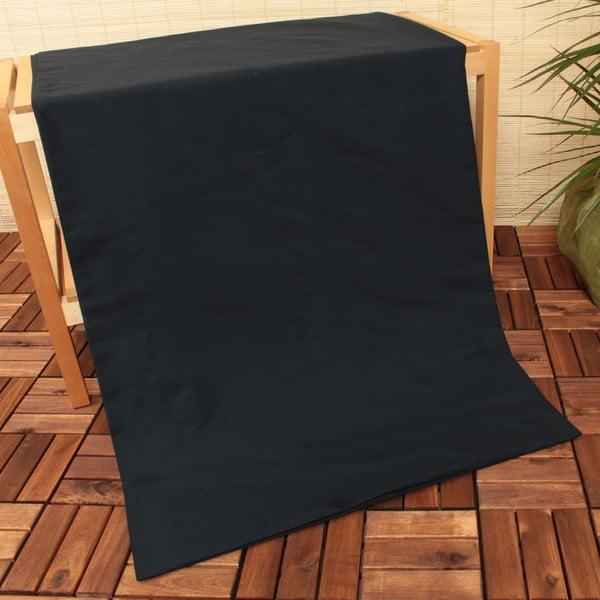 Prześcieradło nieelastyczne U.S. Polo Assn. Dark Blue, 240x260 cm