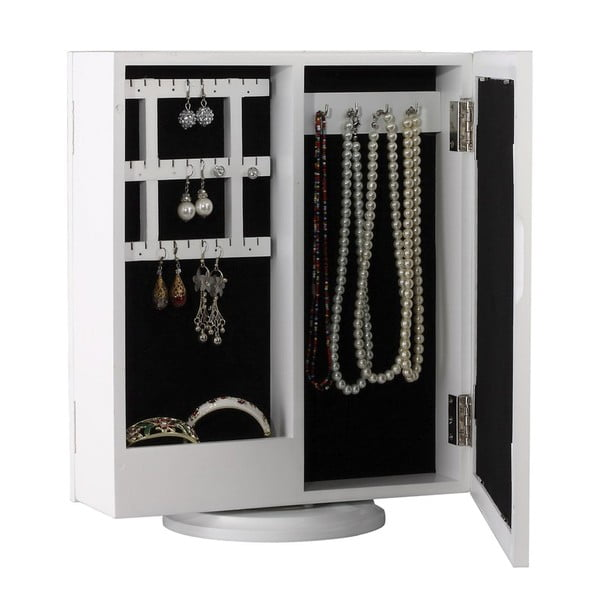 Szkatułka na biżuterię Joyero, 35x30x12 cm