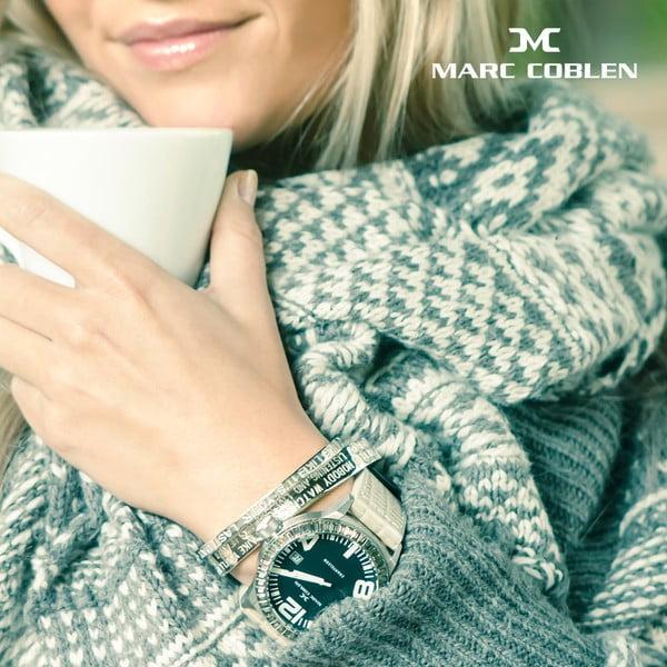 Zegarek męski Marc Coblen z dodatkowym paskiem i obręczą P14