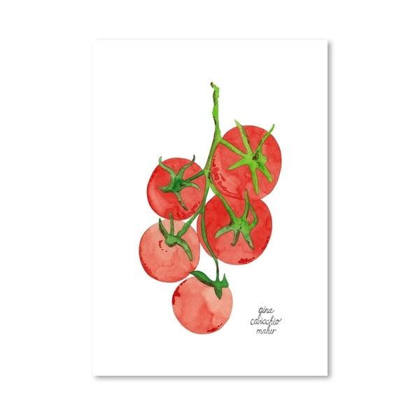 Autorski plakat Tomatoes, 30x42 m