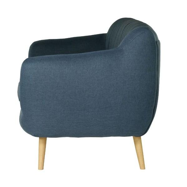 Sofa trzyosobowa Azurre Sawana Dark Blue
