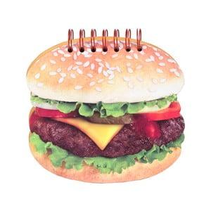 Bloczek w oprawie bindowanej Tri-Coastal Junk Burger