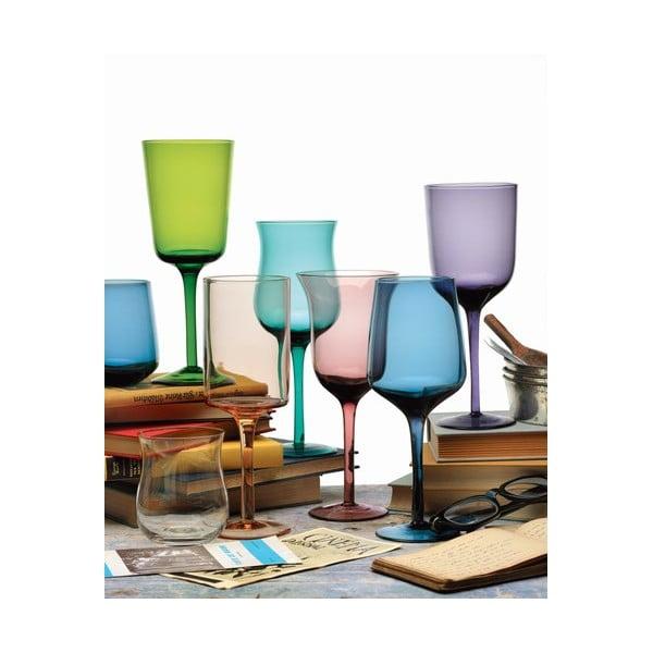 Zestaw 6 kieliszków do wina Desigual Transparent